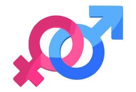 Geschlechterverhältnisse bei klinischen Studien